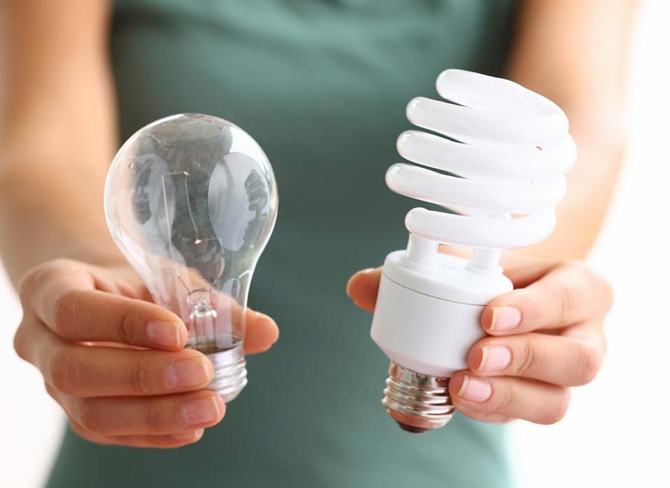 Lâmpada LED ou fluorescente: Qual a melhor escolha? - Lojas Alves