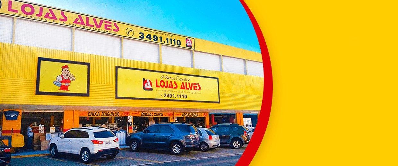 Lojas Alves Fachada
