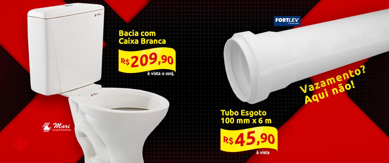 Hidrosanitário - Lojas Alves