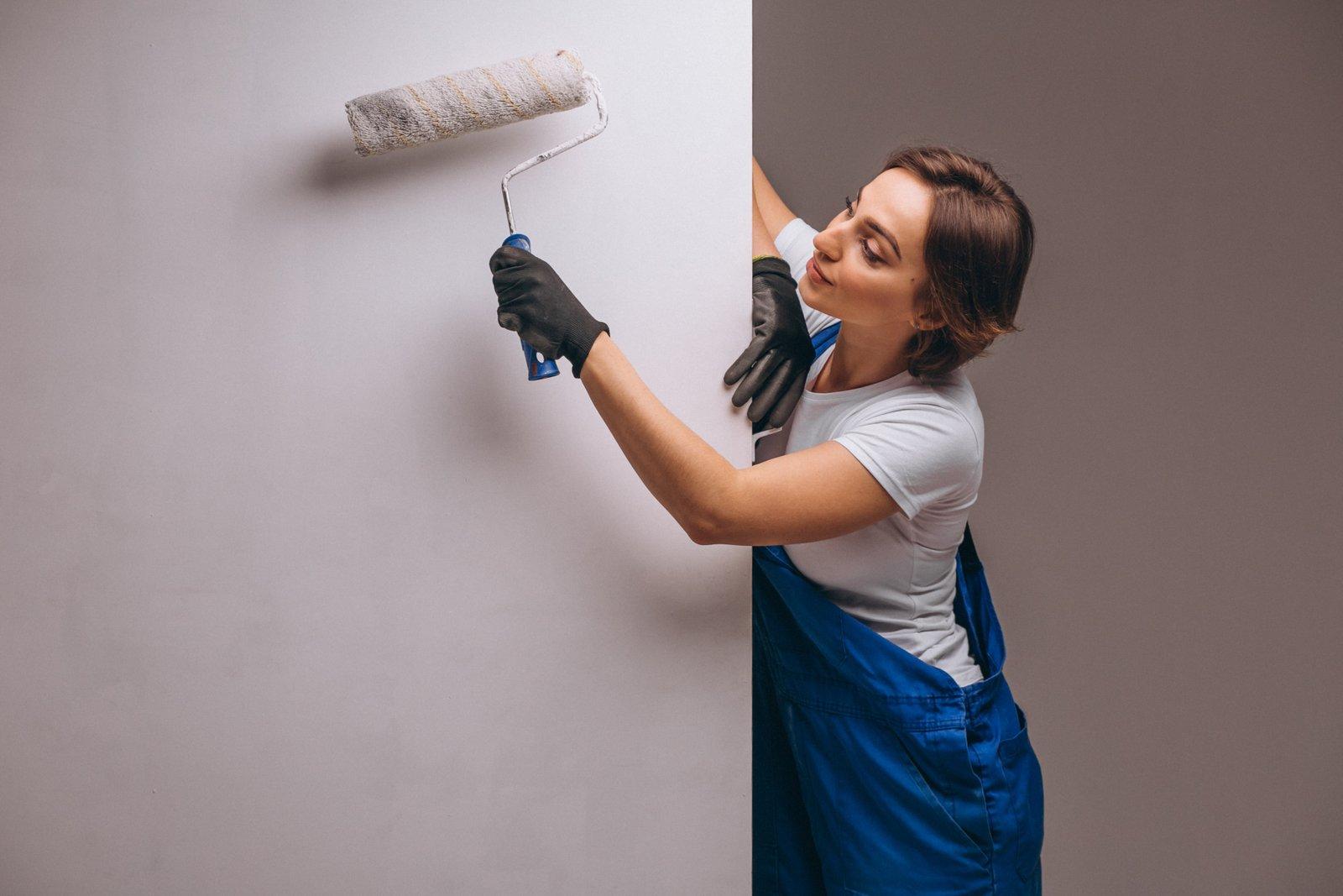 Como preparar a parede para receber a pintura - Lojas Alves