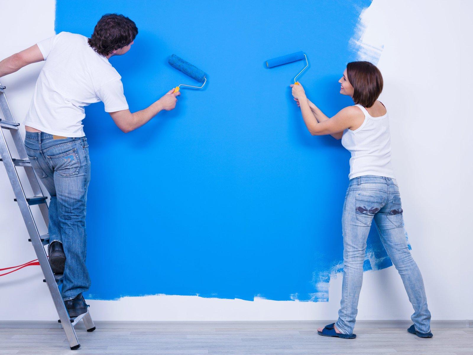 Cores de parede saiba qual a melhor para cada ambiente - Lojas Alves