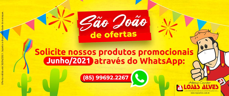 Ofertas Junho Lojas Alves